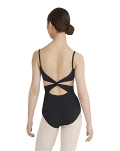 Capezio CAMISOLE LEOTARD WITH TWIST BACK