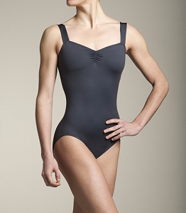 Mondor Leotard Pinch front and back