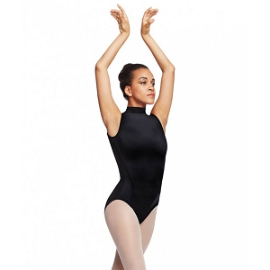 Capezio POLO NECK LEOTARD