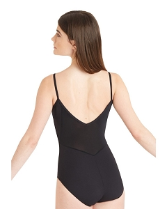 Capezio CAMISOLE LEOTARD WITH SHEER INSERTS