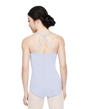 Capezio HALTER BACK CAMISOLE LEOTARD - GIRLS